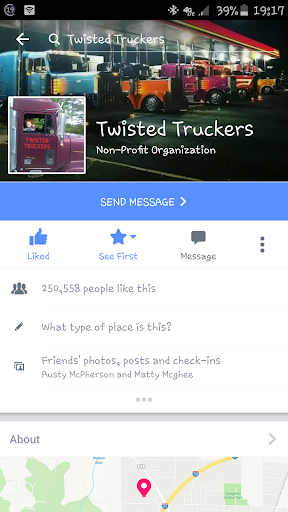 Twisted Truckers