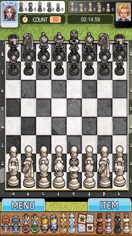 Chess Master King- screenshot
