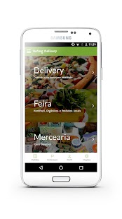 Be Veg Delivery- screenshot thumbnail