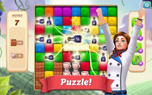 Vineyard Valley: Match & Blast Puzzle Design Game screenshots 4