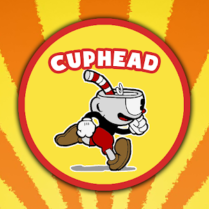 "Angry Cuphead -  Adventure Game "" Jump & Shooter"""