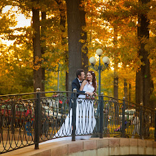 Wedding photographer Vladimir Valker (Valker). Photo of 29.11.2015
