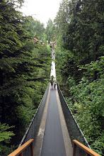 Photo: Capilano Suspension Bridge