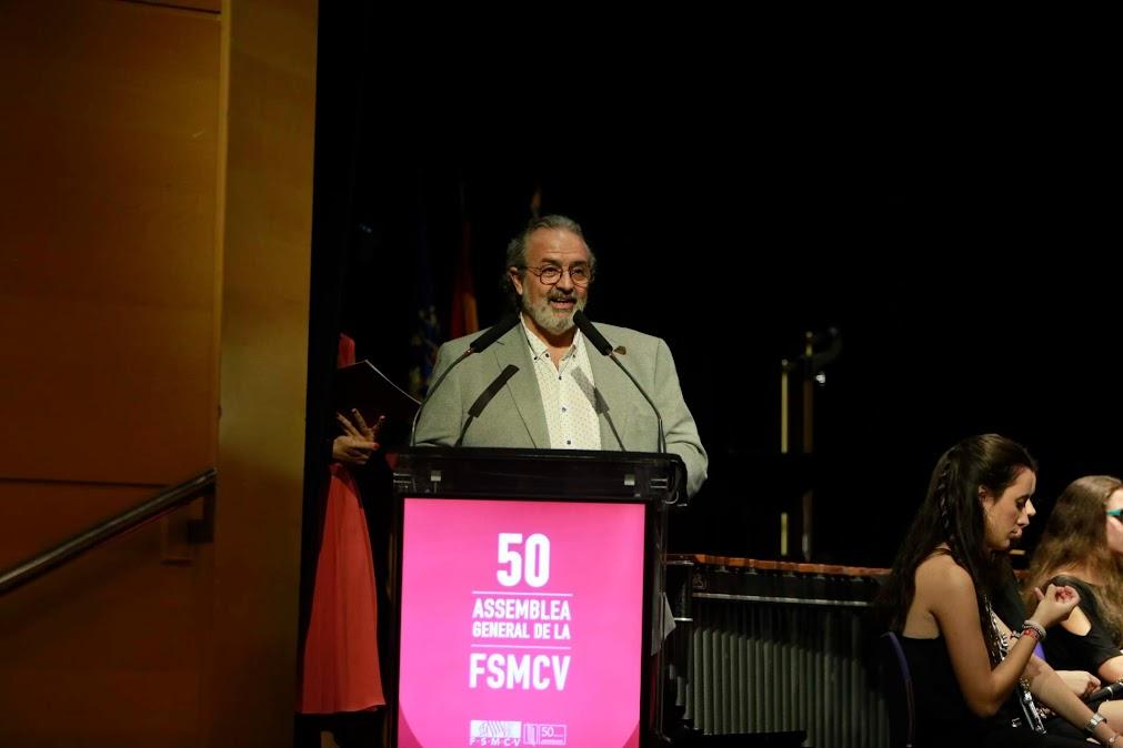 Las sociedades musicales votarán mañana la nueva presidencia de la FSMCV