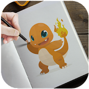 Game Learn to draw Pokemons APK for Windows Phone