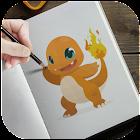Cómo dibujar Pokemeons icon