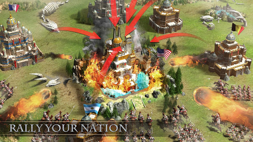Rise of Empire  captures d'écran 4