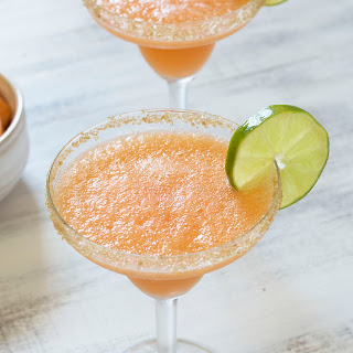 Frozen Melon Margarita