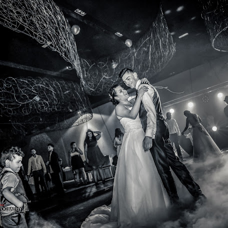 Fotógrafo de bodas Cristian Diaconu (ddcestudio). Foto del 05.02.2018