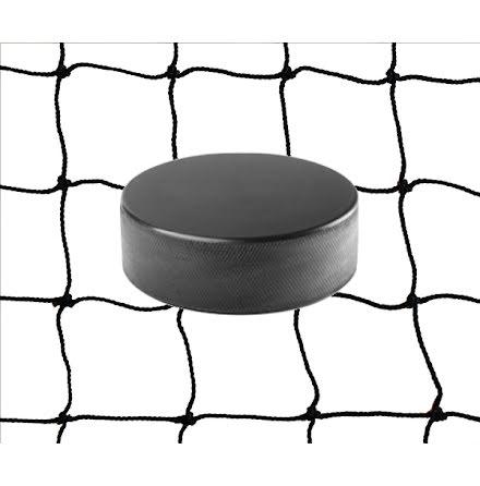 Hockeynät 1 mm Nylon Svart 40mm
