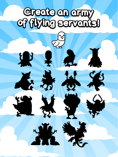 Pigeon Evolution - Merge & Create Mutant Birds 1.0.1 screenshots 12