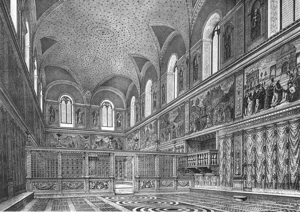 Michelangelo e a Capela Sistina