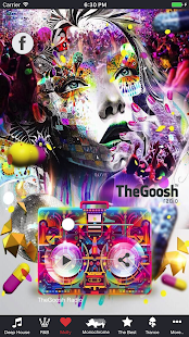 TheGoosh Radio- screenshot thumbnail