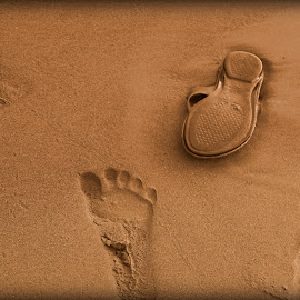 by Unhy Cutejie - Nature Up Close Sand