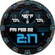 Z SHOCK 21 v2 digital watchface for WatchMaker APK