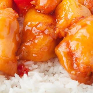 Slow Cooker Orange Chicken.