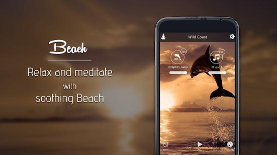Sunset Beach: Sleep, Meditate - náhled