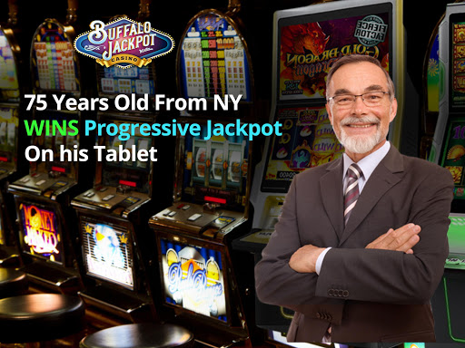 Buffalo Jackpot Casino Games & Slots Machines 2.1.1 screenshots 9