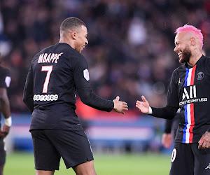 Mbappé krijgt volle laag van voetbalfans na discussie om wissel met trainer Tuchel
