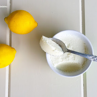 Lemon Mousse Cups – Nourishing and Detoxing
