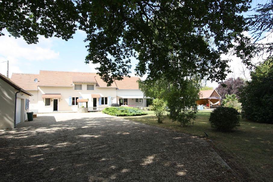 Vente propriété 8 pièces 240 m² à Sancerre (18300), 525 000 €