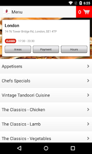 Tower Tandoori- screenshot thumbnail