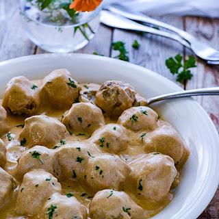 Lentil Meatballs (Vegan, Gluten-Free).