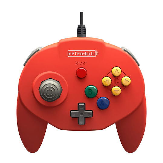 Retro-Bit Tribute 64 Red