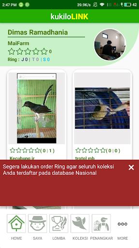 kukiloLINK 1.4.1-STABLE screenshots 1
