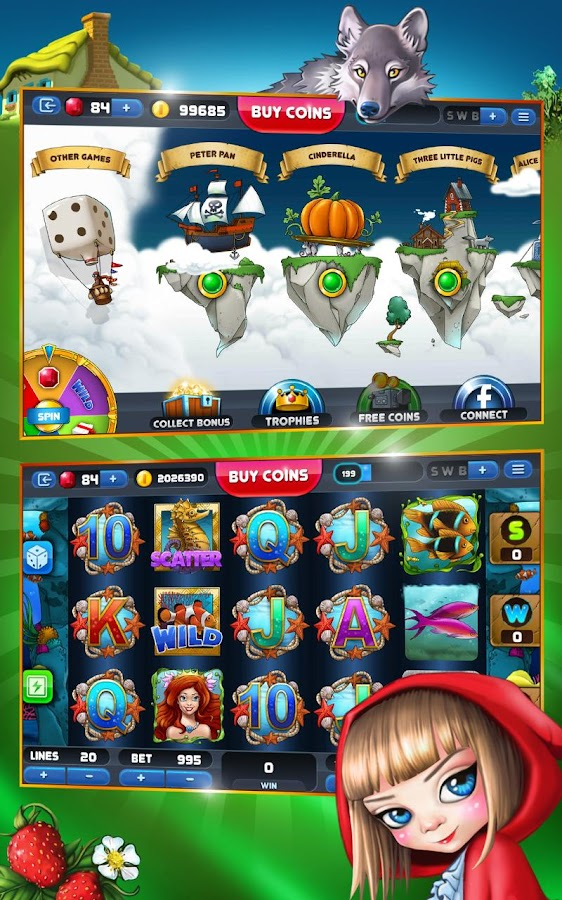 free apps slot machines