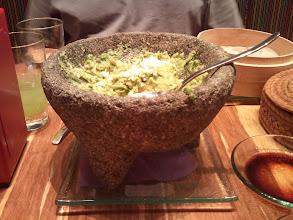 Photo: A big bowl of guacamole at China Poblano