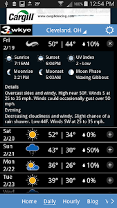 WKYC Weather screenshot 1