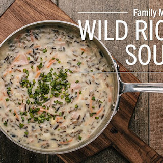 Lunds & Byerlys Wild Rice with Ham Soup
