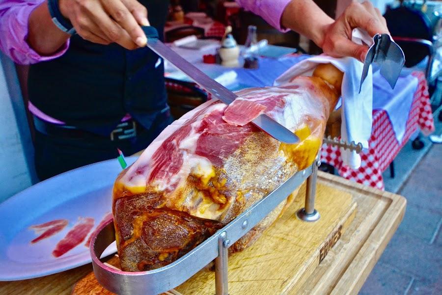 Dining Al Fresco by Victoria Eversole - Food & Drink Meats & Cheeses ( prociutto, miami beach restaurants, italian food )