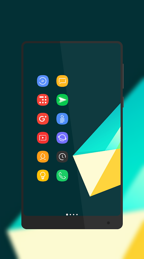 Aspire UX S8 - Icon Pack- screenshot