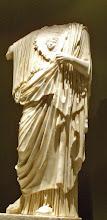 Photo: Burdur, Athena uit de Bibliotheek van Kremna