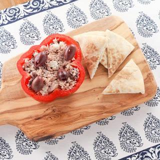 Tuna Kalamata Spread Recipe