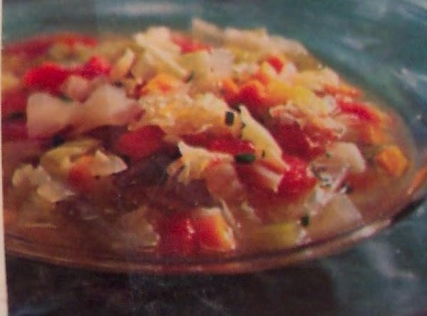 A Bloat Buster Soup Recipe