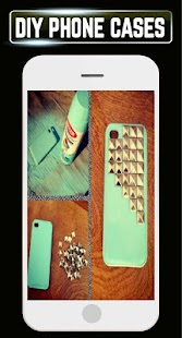 DIY Phone Cases Ideas Home Project Designs Gallery - náhled