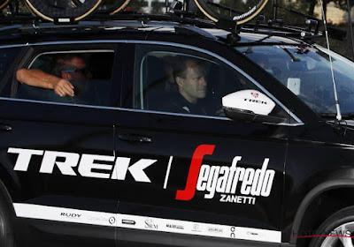 """Ploegleider Trek-Segafredo vreest in de toekomst voor nog meer afgelastingen in het wielrennen: """"Binnen een paar dagen kan Parijs-Nice zomaar gedaan zijn"""""""