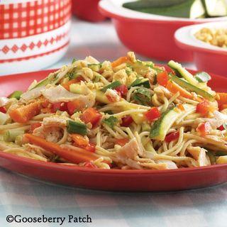 Asian Summer Salad Recipes