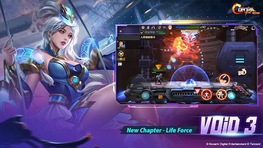 Garena Contra Returns 4