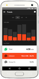 Sense Home Energy Monitor- screenshot thumbnail