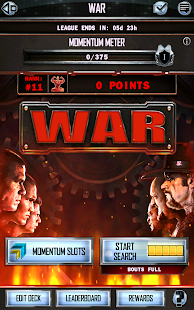 Screenshots of WWE SuperCard – Multiplayer Card Battle Game for iPhone