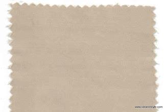 Photo: Hamilton 25 - Design Chand - Color Doeskin 1006   Contents:  32% Silk + 68% Cotton