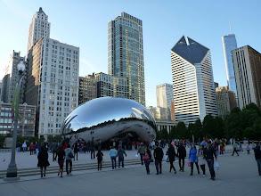 Photo: The bean
