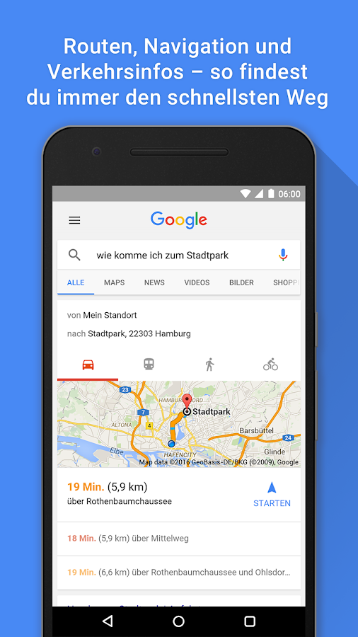 Google – Screenshot