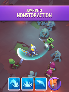 Nonstop Knight 2 MOD APK [Unlimited Mana] 10