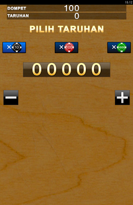Kartu 21 - screenshot