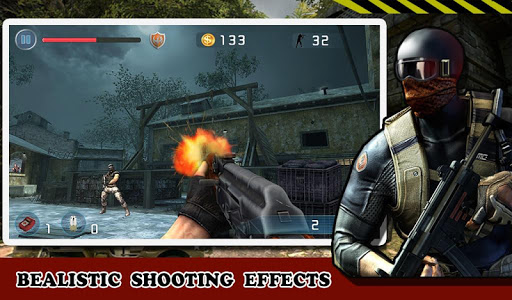 Sniper Shooter: Counter Strike